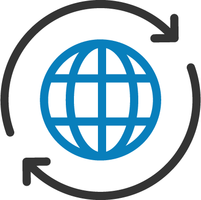 offices in the world icon